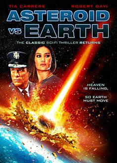 "Scotty reviews a B movie where the earth must move in space, or face destruction in ""Asteroid vs. Earth""!"