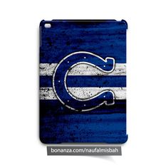 Indianapolis Colts Paints iPad Air Mini 2 3 4 Case Cover