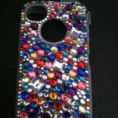 Custom made iPhone case- made by ME:)