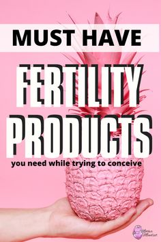 For some women, pregnancy comes at the snap of a finger. BUT for some of us, we have to put in some work! I want to make that work a little easier for you by providing fertility boosting tips and must have fertility products that assisted me in my trying to conceive journey.  I pray that these products will bless you in the ways that they have blessed me (TWICE) and surely hope that you will conceive soon sis! Fertility Smoothie, Fertility Foods, Natural Fertility, Pregnancy After Miscarriage, Pregnancy Tips, Women Pregnancy, Pregnancy Health, How To Conceive, Trying To Conceive