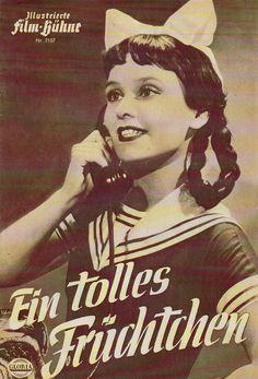 Poster zum Film: Ein tolles Früchtchen . 1953