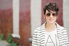 style everyday | black + white | trend addictions blog