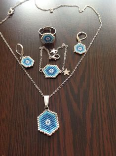 Bead Jewellery, Bead Earrings, Beaded Jewelry, Jewelery, Handmade Jewelry, Beaded Bracelets, Bead Embroidery Jewelry, Peyote Stitch, Eyes