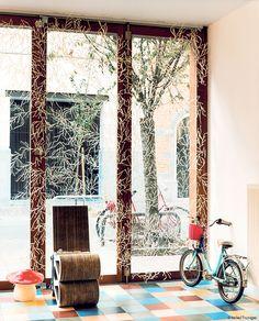 Papillon - Vitra Algue Room Divider, £45.00 (http://www.papilloninteriors.co.uk/vitra-algue-room-divider/)