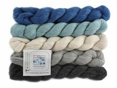 Mayeb do a mood or sky crochet blanket during pregnancy. Would be cool for kid to have that when older.  Knitting Kits | Patterns & Yarn for Creative Knitters | Knit The Sky