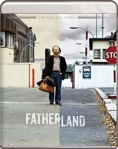 Fatherland - Blu-Ray (Twilight Time Ltd. Region A) Release Date: Available Now (Screen Archives Entertainment U.S.)
