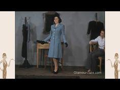 1940s American Fashion – Colour Film 1942 | Glamourdaze