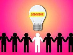 ¿Tienes ideas y no sabes como convertirlas en negocios? Aquí tienes 5 pasos para desarrollar ideas