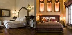 Villa de l'O Essaouira bedrooms.