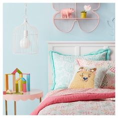 Finn Kids Headboard - White (Twin) - Pillowfort