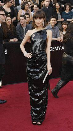 :: Oscars 2012! Sparkly Ladies!
