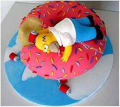 Mmmmmmm... cake.
