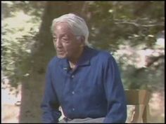 ▶ Jiddu Krishnamurti - Attention is like a fire - YouTube (Third Talks -Ojai, CA 1984)