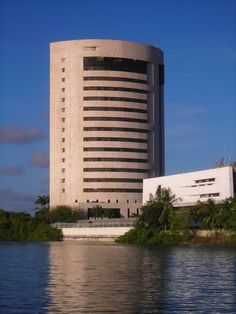 "* Recife, Pernambuco. Brasil * ""Edifício do TRF""."