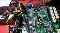 Dell Latitude Power Button Flashing White