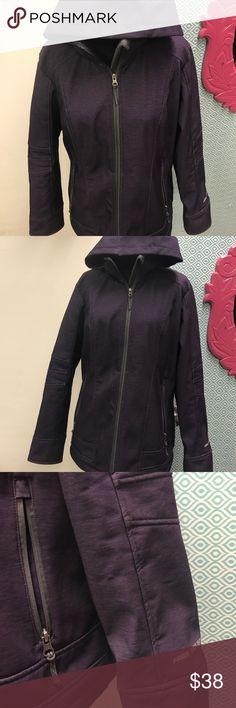 Free Country purple jacket Size medium, purple women's jacket Free Country Jackets & Coats Utility Jackets