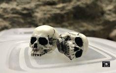 2Pcs Skull Air Valve Stem Caps Skull Ventilkappen Skulls for Road half    eBay