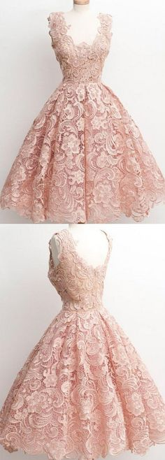 Peach lace Homecoming dress, Off shoulder homecoming dress, 2016 homecoming dress, Cute homecoming dress, affordable homecoming dress, 15414