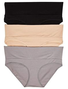 819dc7460face Maternity Fold Over Panties Pack)