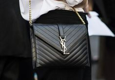 The Saint Laurent Cross-Body Bag: http://rstyle.me/n/bhqbanmtuw Anneli Bush - WEEKLY TOP 5 - A Life Style Journal #SaintLaurent