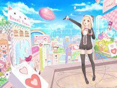 Resultado de imagen para kawaii girl anime
