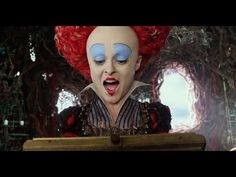 Alice Through the Looking Glass 2016 Trailer