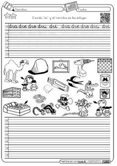 Caligrafia y autodictado en Montessori trabada Dr