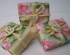 wedding favors soaps , 30 handmade soaps, favor soaps, rustic wedding, wooden heart