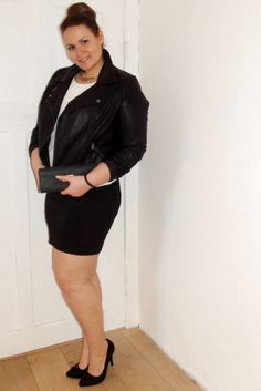 Plus Size Party Outfit