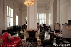 Love The W Hotel DC Living Room
