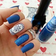 nail art designs and you can easily select one from them. Some nail polishes will come with some uniqueness and will give you a nail art in a single swipe. Others will have different sequins mixed in them while some may contain magnetic properties or some particles which gives you a total sand effect. Related … … Continue reading →