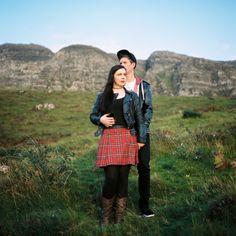 Binevenagh Portrait Photography - www.connormccullough.co.uk
