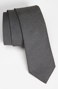 Theory Woven Silk Tie | Nordstrom