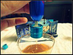 Review - Travalo perfume atomizer by The Glamorous Diva
