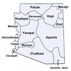 "the name ""Arizona"" is a Uto-Aztecan Indian word. It means ""little spring"" in the Tohono O'odham language. The O'odham are not the only native people of this region.  Today, There are twenty-one federally recognized Indian tribes in Arizona"