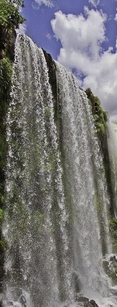 Iguazu Falls. #travel #waterfall