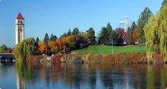 Riverfront Park, Spokane, WA