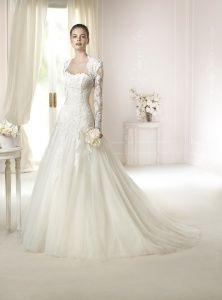 Robes de mariées White One Jafit