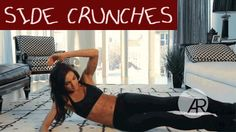 6 MINUTE ABS OF STEEL AB WORKOUT! with Amanda Russell