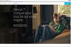 e2371307209a6b74958c49e579eb52c4.jpg (1500×1001) Google Nexus 7 publicité