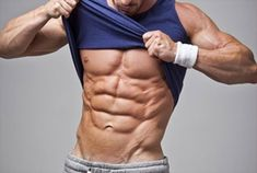 Clark's 3 simple steps to six pack abs with his six pack shortcut - click on pic to view 44:30 video