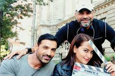 Force 2 shoot in Hungary hit by the turmoil