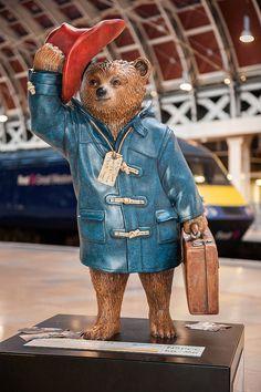 Paddington Bear | Flickr - Photo Sharing!