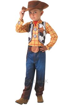 Kids Woody Costume, Classic Toy Story Fancy Dress - General Kids Costumes at Escapade™ UK - Escapade Fancy Dress on Twitter: @Escapade_UK