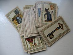 Oracle Belline 52 Cards /& Notice in Cover