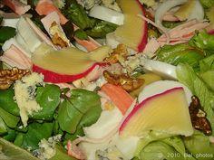 Salada para o Natal...