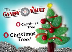 December 06 Candy Advent Calendar - unique gift ideas for under the tree - Youpee! Candy Advent Calendar, Colorful Candy, Christmas Tree, Christmas Ornaments, Unique Gifts, December, Gift Ideas, Holiday Decor, Creative