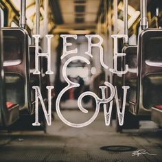 Here & Now by Brad Flaherty