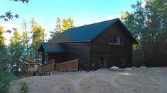 Big Lake Wilderness Lodge Evergreen Gabin, Ely MN Vacation Rentals   RentMinnesotaCabins.com