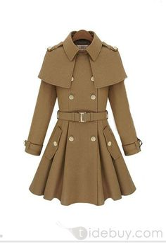 This is such an elegant pretty military coat